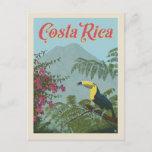 Costa Rica | Save the Date Invitation Postcard