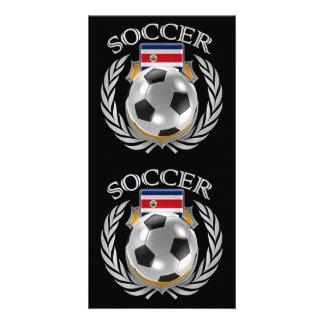 Costa Rica Soccer 2016 Fan Gear Card