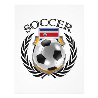 Costa Rica Soccer 2016 Fan Gear Flyer