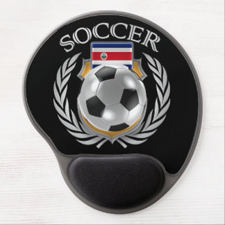Costa Rica Soccer 2016 Fan Gear Gel Mouse Pad