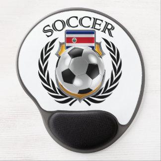 Costa Rica Soccer 2016 Fan Gear Gel Mouse Pad