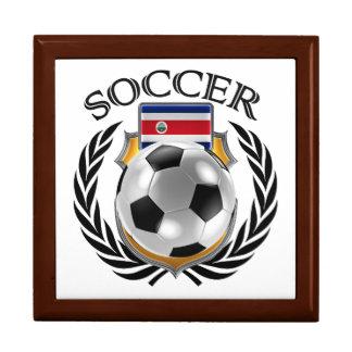 Costa Rica Soccer 2016 Fan Gear Gift Box