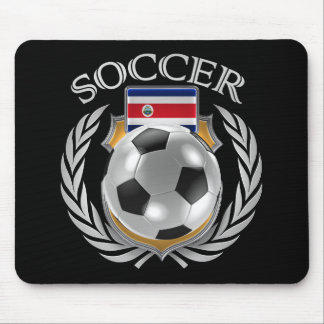 Costa Rica Soccer 2016 Fan Gear Mouse Pad