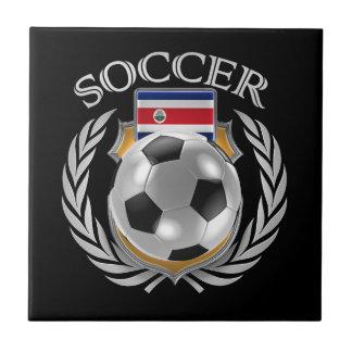 Costa Rica Soccer 2016 Fan Gear Tile