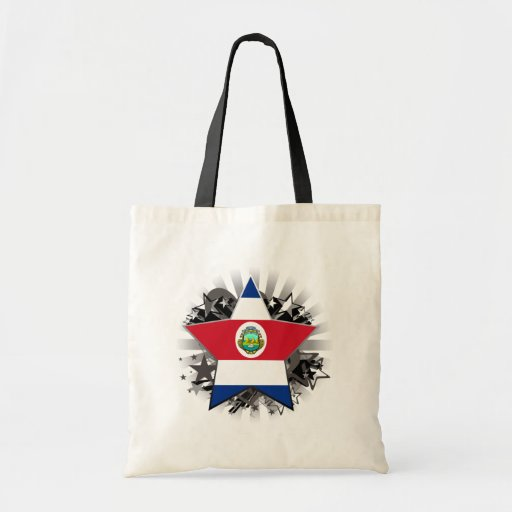 Costa Rica Star Bag