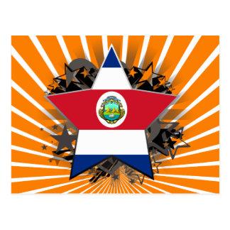 Costa Rica Star Postcards