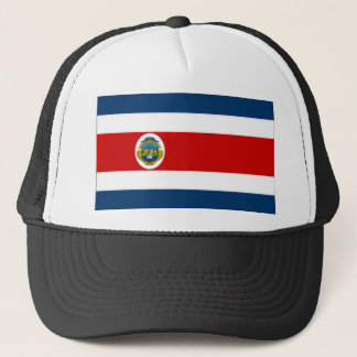 Costa Rica State Flag Trucker Hat