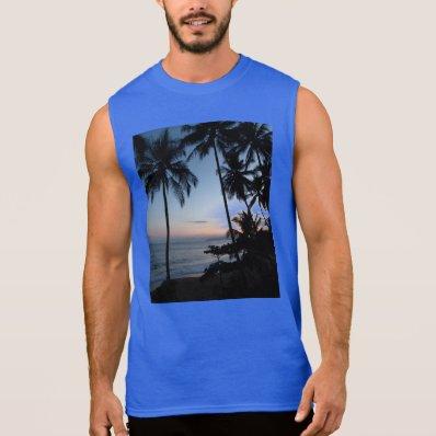 Costa Rica Sunrise Sleeveless T-shirt