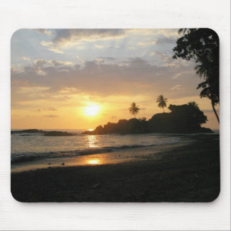 Costa Rica Sunset Mouse Pad
