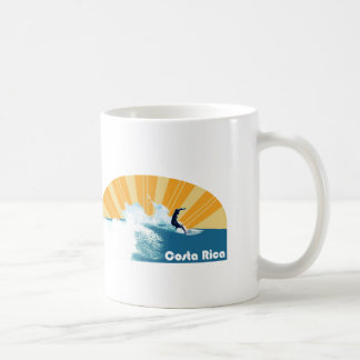 Costa Rica Surf Coffee Mug