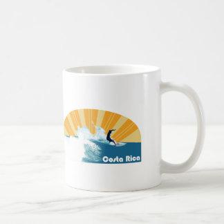 Costa Rica Surf Coffee Mug