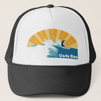 Costa Rica Surf Trucker Hat