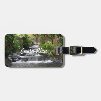 Costa Rica Tag For Luggage