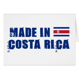 COSTA RICA FELICITACION