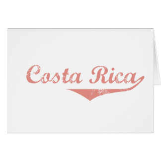 Costa Rica Tarjetas