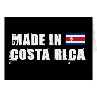 COSTA RICA TARJETÓN
