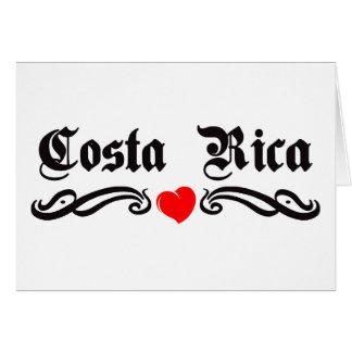 Costa Rica Felicitaciones