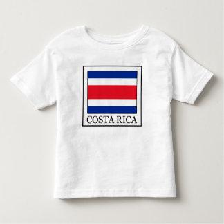Costa Rica Toddler T-shirt
