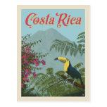 Costa Rica | Toucan Postcard