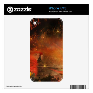 Costa Rica - Travel and Holiday Destination iPhone 4S Skin