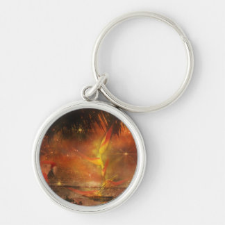 Costa Rica - Travel and Holiday Destination Keychain