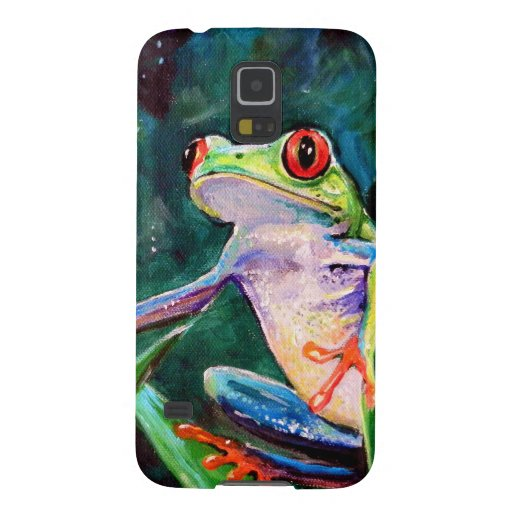 Costa Rica Tree Frog Case For Galaxy S5