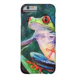 Costa Rica Tree Frog iPhone 6 Case