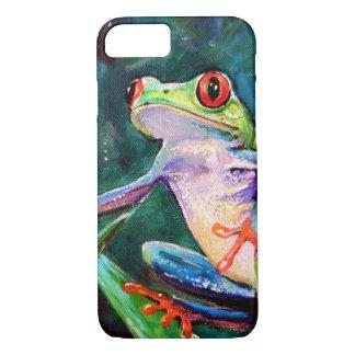 Costa Rica Tree Frog iPhone 7 Case