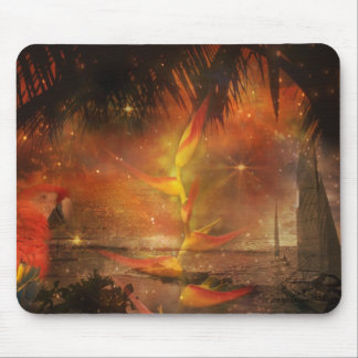 Costa Rica - Tropical Paradise Mouse Pad