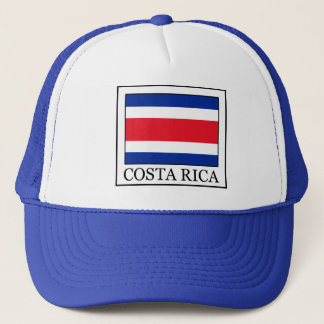 Costa Rica Trucker Hat