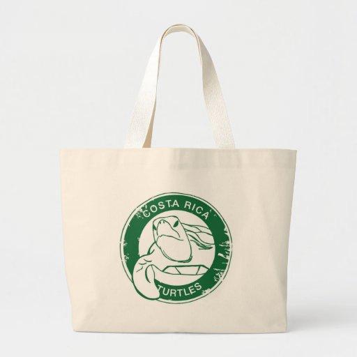 Costa Rica Turtles Tote Bag