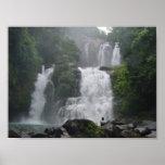 Costa Rica Waterfalls Print