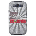 Costa Rican and a Champion Samsung Galaxy S3 Covers