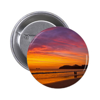 Costa Rican couple at sunset Pins