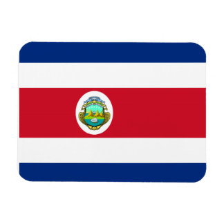 Costa Rican Flag Magnet