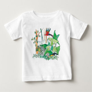 Costa Rican Jungle Infant T Baby T-Shirt