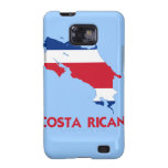 COSTA RICAN MAP SAMSUNG GALAXY S CASE