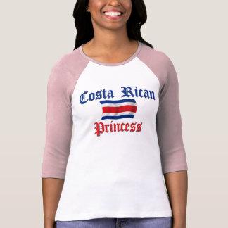 Costa Rican Princess T-Shirt