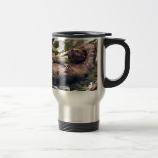 Costa. Rican sloth Travel Mug