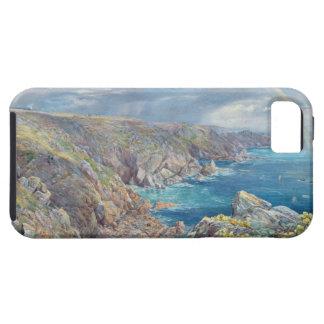 Costa sur de Guernesey del Cribiere, 1862 (w Funda Para iPhone SE/5/5s