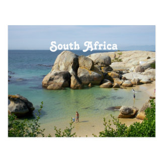 Costa surafricana tarjetas postales
