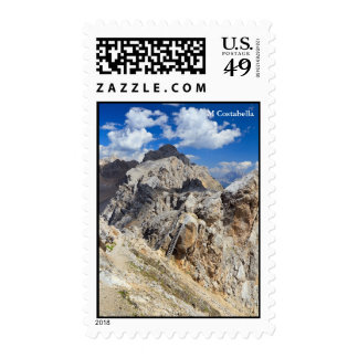 Costabella mount postage stamps