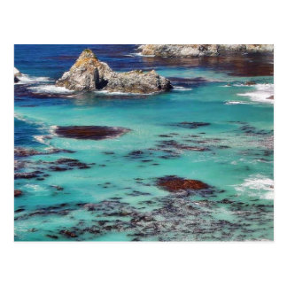 Costas costas grandes del océano de Sur Tarjetas Postales