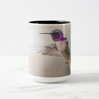 Costa's Hummingbird Large Mug