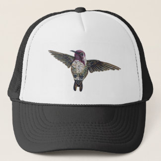Costa's Hummingbird Trucker Hat