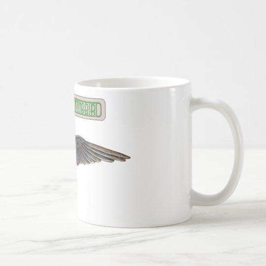 Costas Hummingbird with Banner Coffee Mug