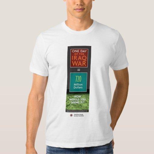 Coste de la guerra camisas