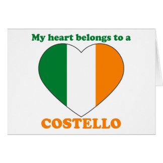 Costello Card