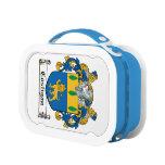 Costigan Family Crest Yubo Lunchbox