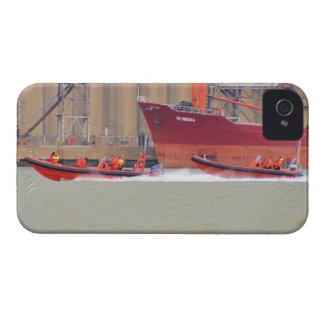 Costillas de alta velocidad iPhone 4 Case-Mate carcasa